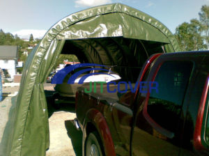 PVC即刻の携帯用Carport、ガレージ(JIT-1224)