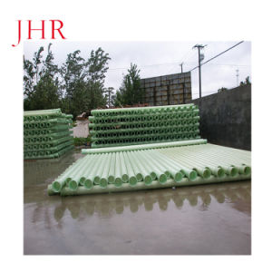 潅漑のための低い摩擦係数FRPの管