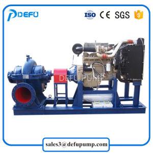 Motor de alta pressão de gasóleo da bomba de transferência de água de inundação com grande fluxo