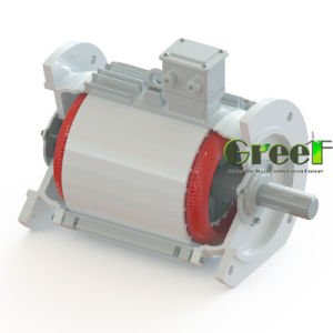Haute qualité 50kw générateur à aimant permanent pour l'utilisation hydro