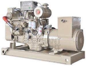 20квт до 1000 квт морской Cummins дизельный генератор
