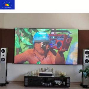 Xyscreens rejetant l'écran de projection de lumière ambiante pour projecteur ultra jeter