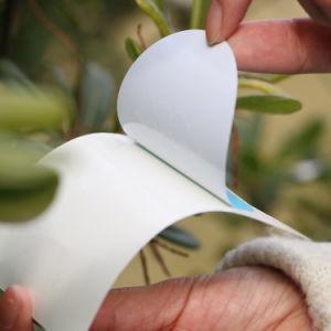 Machine d'impression de codes à barres papier autocollant moto mur de mousse de conception 3D de l'amour Logo autocollant