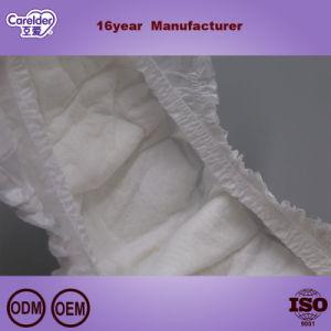 Guardas de 3D descartáveis de superfície seca idosos protecção diferencial das fraldas para adultos
