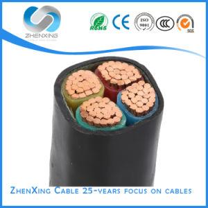 Sin halógenos Low-Smoke aluminio/cobre conductores Cable eléctrico