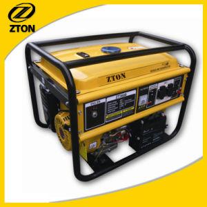 5 КВА портативные Silent мощность 5500 Бензин генераторах с хорошим качеством