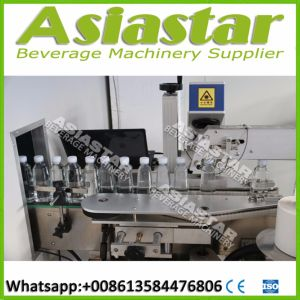Bouteille automatique haute vitesse/Cap Code de date de l'imprimante laser