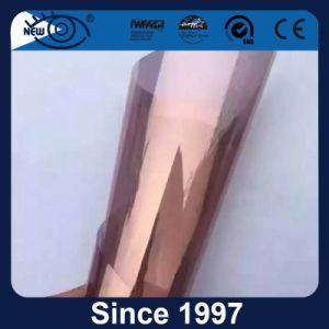 Controle térmico de elevada protecção UV Película de vidro automóvel metálico