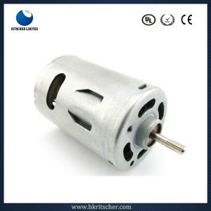 1500-20000rpm 20W de condensador de alta velocidad del motor eléctrico dc de imán permanente