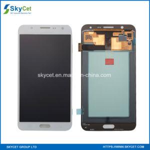 Visualización del LCD del teléfono móvil para la galaxia J7/J7008/J700f de Samsung