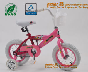 12'' девочек детей велосипеда велосипед