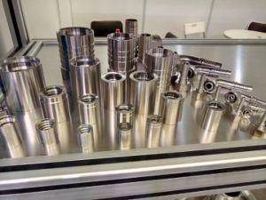 ステンレス鋼のJicの女性油圧ホースフィッティング