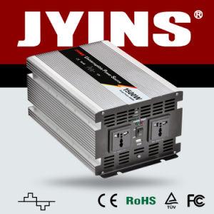 Inversor de Energia Solar de 1500W com carregador (JYMU1500)