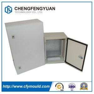 1,5 мм толщиной листа металлического основания корпуса распределения электропитания в салоне