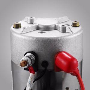 12V 6개 쿼트 차 상승 유압 플라스틱 펌프 내연 기관