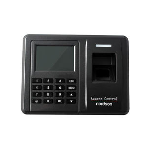2.4インチTFT-LCD 1800の指紋ネットワーク指紋アクセスコントローラ