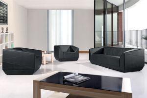 Ufficio Moderno Di Lusso : Sofà moderno del cuoio dell ufficio della stanza di ricezione dell