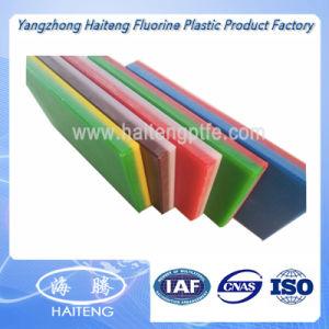 Strato ad alta densità dell'HDPE del peso molecolare di due colori