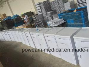 ISO, Ce, Kast van het Bed van het Meubilair van het Ziekenhuis van de Goedkeuring Sfda de Medische