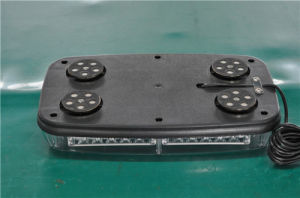 Emergency Fahrzeug LED MiniLightbar (TBD0898D-6h)