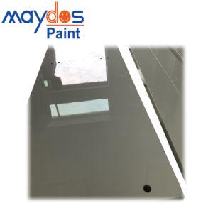 Resistente a líquidos UV Lámparas de recubrimiento de PVC Pintura madera