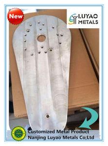 Het Malen van het Aluminium Machining/CNC van de precisie met het Anodiseren