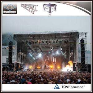 耐久コンサートの段階のトラス販売のためのアルミニウム屋根のトラス