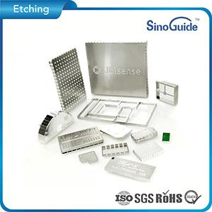 Protezione chimica di EMI RFI acquaforte del metallo della foto su ordinazione acquaforte