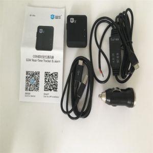 GSM Tracker de alarma para vehículos de bicicletas de activos con el ruido del sensor de alarma de vibración Reachfar RF-V9 +