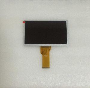 7 인치 차 DVD LCD 디스플레이 800X480 TFT LCD 양상 Ratio16: 81.5mm 긴 FPC에 9