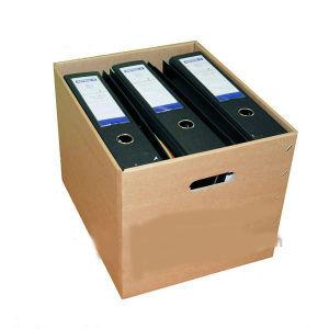 A caixa Arquivo de papelão ondulado (PF11023)
