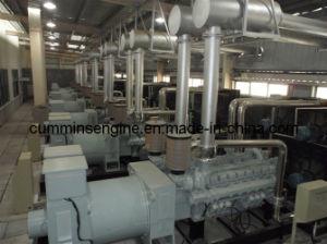 10500V AC Sychronous Бесщеточные генераторы переменного тока (6304-4 1500 квт/750 об/мин)
