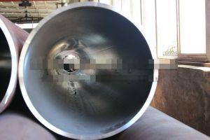 API 5L Gr B 3PE 3PP Fbe горячей перекатываться бесшовных стальных труб линии