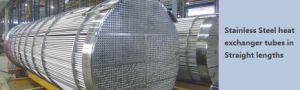 Buoni tubi fissati il prezzo di dello scambiatore di calore dell'acciaio inossidabile con l'alta qualità