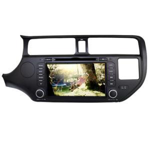 車DVD無線GPSの航法システムKIAリオK3 2012-
