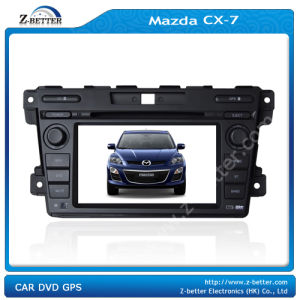 Mazda Cx 7 (z-2988)에서 DVD 차 선수