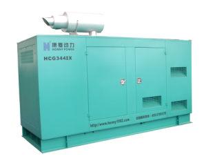 Generador Diesel insonorizado (HCM388)