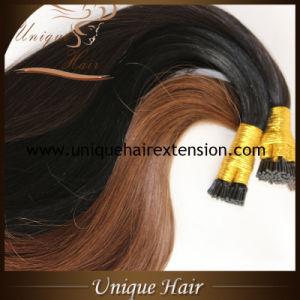 Heiße Schmelzverfahrens-Haar-Großhandelsextensionen