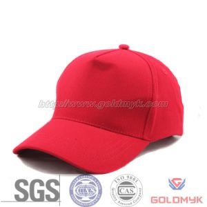 安い昇進5のパネルの野球帽(GKA01-E00009)