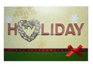 Cartolina d'auguri di festa, carta di stagioni (HTGC037)