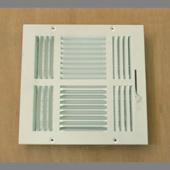 مربّعة إنحناء هواء ناشر مع مخمّد ([فم-س4ودب-01])