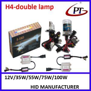 最もよいQuality Automotive HID Light 35W 55W 12V 24V H4 Hilo Slim HID Xenon Conversion Kit HID Kit Headlights