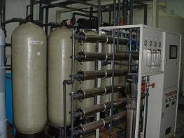 水再使用の処置システム