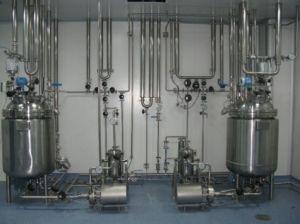 Las tuberías de saneamiento y distribución