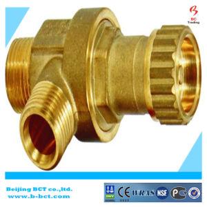 Cuerpo de latón de válvula de seguridad, regulador de gas, válvula de gas, BCTSV01 8-10bar