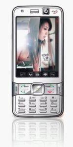 Tre Mobile effettuato in due modi di SIM tre Stuandby TV (GSM+GSM+CDMA)