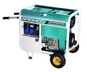 5kw draagbare Diesel Goedgekeurde Generator met GS
