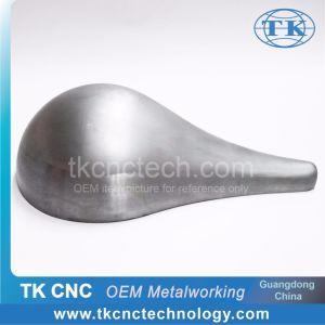 Metal de hoja de acero que estampa presionar hidráulico de la cortina de lámpara de la parte