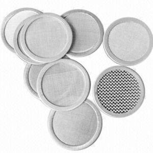 스테인리스 Steel 25 Mesh+200mesh Filter Disc (tye-1024)