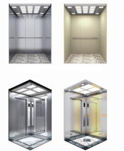 Elevator de Pasajero de Máquina de VVVF Impulsión con Aprobación de CE (GRPN20)